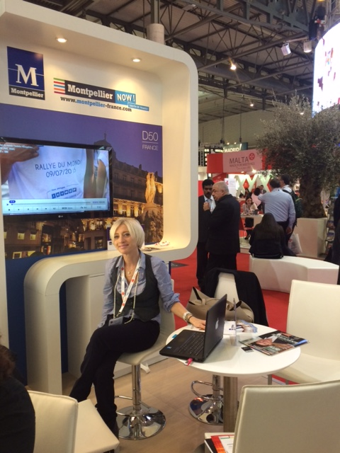 IBTM World – 17 au19 novembre 2015 à Barcelone