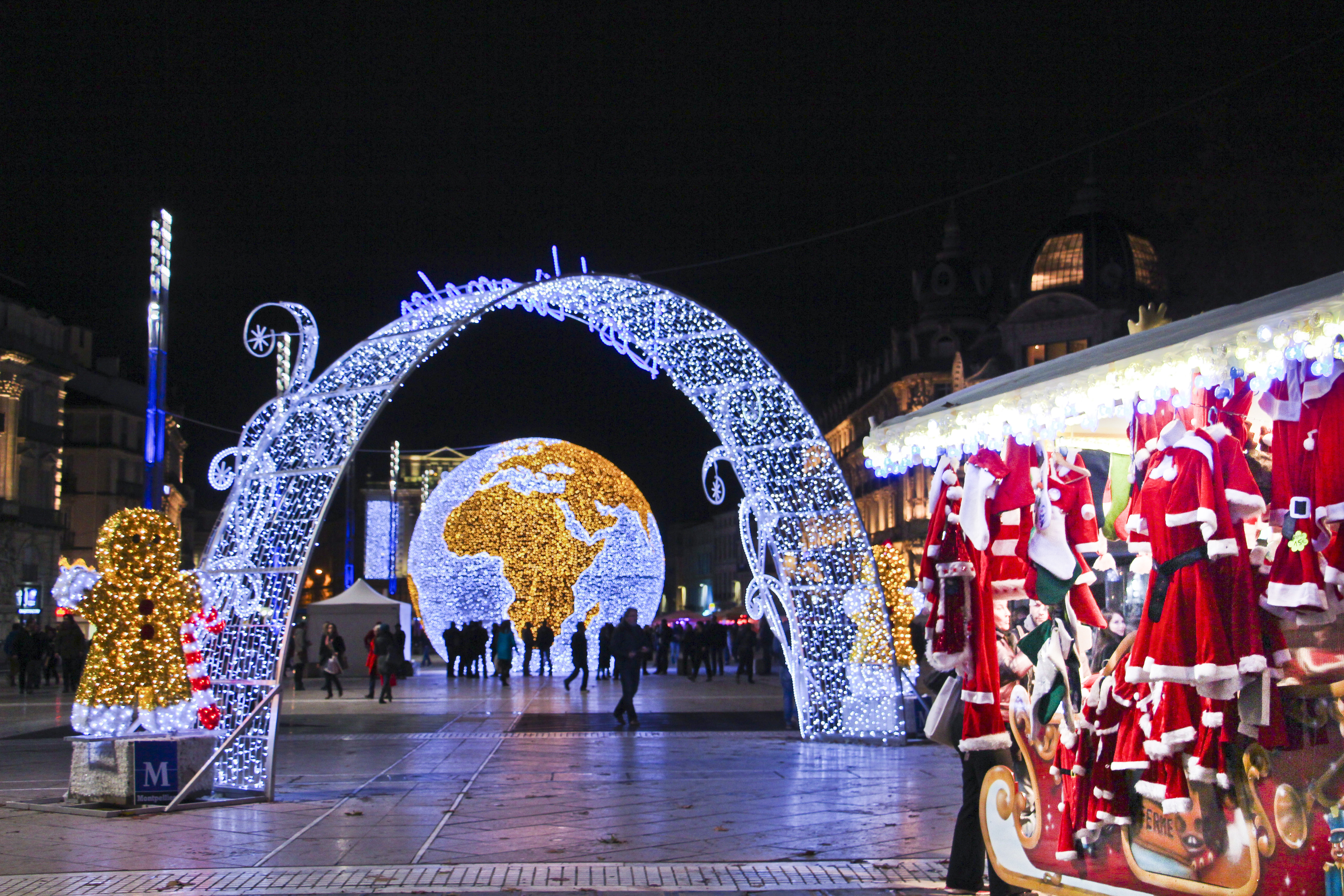 La visite guidée Nocturne de Noël de retour à partir du samedi 5 décembre !