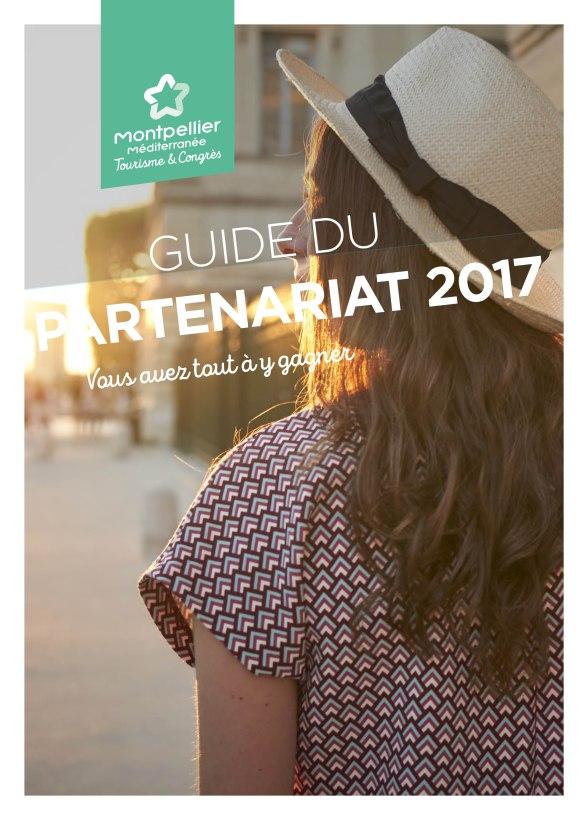 Guide adhésion 2017 à l'Office de Tourisme et des Congrès Montpellier Méditerranée Métropole