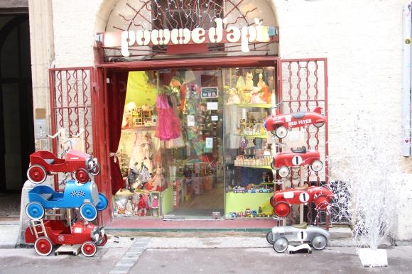 Pomme d'Api, boutique Montpellier