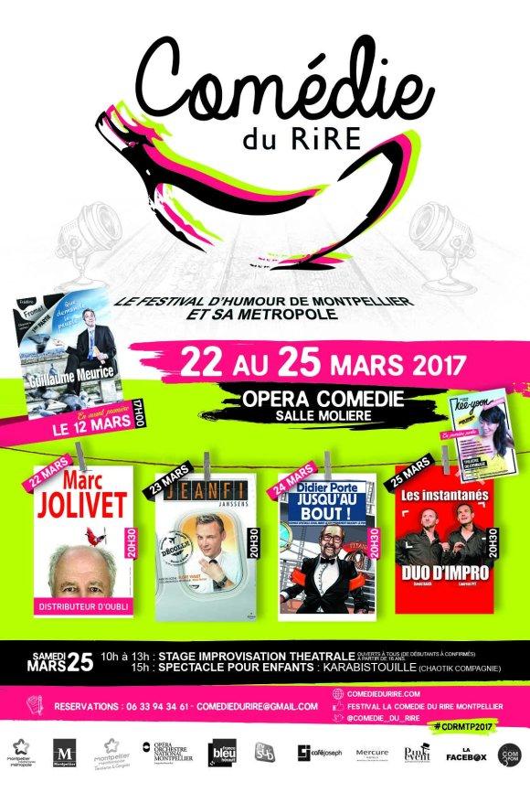 Comédie du rire Montpellier