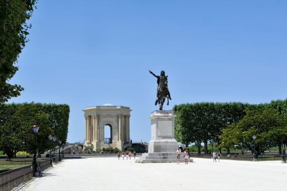 Place Royale du Peyrou, Montpellier