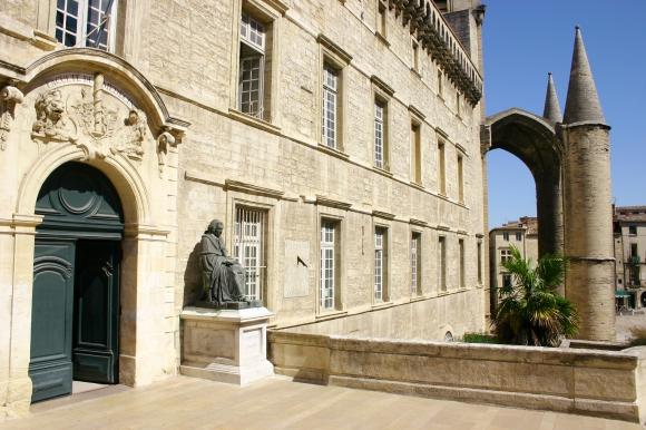 Faculté de médecine, Montpellier