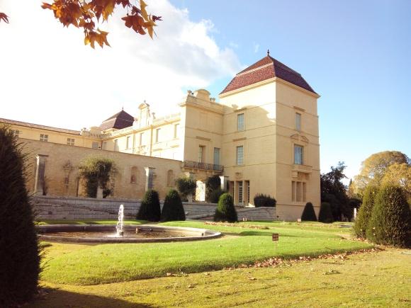 Chateau de Castries, Montpellier Méditerranée Métropole